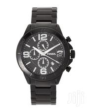 Black Fossil Watch | Watches for sale in Greater Accra, Airport Residential Area