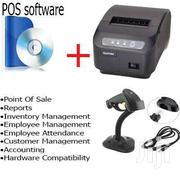 POS Software + 80mm Printer + Barcode Scanner | Store Equipment for sale in Greater Accra, Achimota
