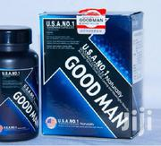 Goodman Penis Enlargement and Hard Erection 60 Capsules | Sexual Wellness for sale in Greater Accra, Accra Metropolitan