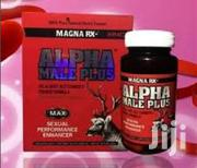 Alpha Male Plus Hard Erection and Penis Enlargement- 60 | Sexual Wellness for sale in Greater Accra, Accra Metropolitan