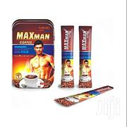 Maxman Delay Ejaculation and Hard Erection Coffee for Male | Sexual Wellness for sale in Greater Accra, Accra Metropolitan