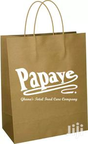 Paper Bags | Automotive Services for sale in Greater Accra, Agbogbloshie
