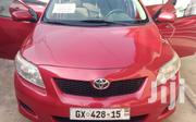 Toyota Corolla 2015 Red | Cars for sale in Brong Ahafo, Kintampo South