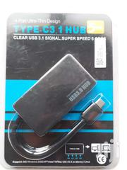 USB-C Or Type C To USB 3.1 Hub 4 Ports | Computer Accessories  for sale in Greater Accra, Kokomlemle