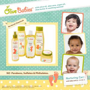 Olive Babies Product