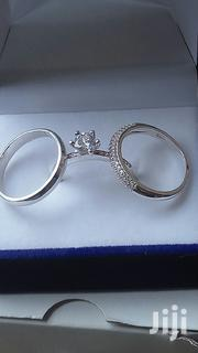 3 Sets Sterling Silver Rings for Wedding | Jewelry for sale in Greater Accra, Tema Metropolitan