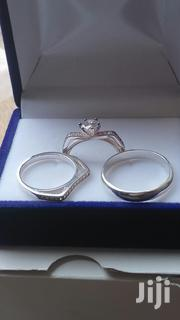 3 Sets of Sterling Silver Rings for Wedding and Engagement | Jewelry for sale in Greater Accra, Tema Metropolitan