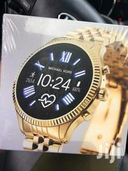 Michael Kors Lexington 2 Smartwatch (Gold) | Smart Watches & Trackers for sale in Greater Accra, Adenta Municipal