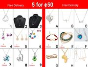 5 Jewelry For 50 Cedis   Jewelry for sale in Greater Accra, Achimota