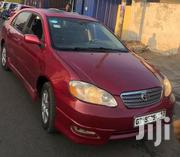 Toyota Corolla 2009 1.6 Advanced Red | Cars for sale in Northern Region, Saboba