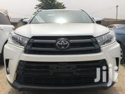 Toyota Highlander 2017 SE 4x2 V6 (3.5L 6cyl 8A) White | Cars for sale in Greater Accra, Dzorwulu