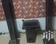 LG Home Theatre With 4 Speaker Poles Plus A Deck. | Audio & Music Equipment for sale in Northern Region, Tamale Municipal