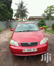 Toyota Corolla 2005 CE Red | Cars for sale in Brong Ahafo, Kintampo North Municipal