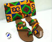 African Purse With Slippers | Clothing for sale in Greater Accra, Accra Metropolitan