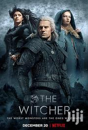 The Witcher TV Series   CDs & DVDs for sale in Greater Accra, Achimota