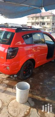 Pontiac Vibe 2004 Automatic Red | Cars for sale in Greater Accra, Adenta Municipal