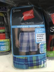 Hanes Boxers 5 Pack | Clothing for sale in Greater Accra, Achimota