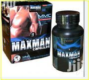 Maxman Penis Enlargement and Hard Erection Capsules | Sexual Wellness for sale in Greater Accra, Accra new Town