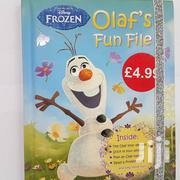 Disney Frozen: Olaf Fun File   Books & Games for sale in Greater Accra, Accra new Town
