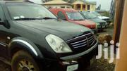 SsangYong Rexton 2005 Automatic Black | Cars for sale in Greater Accra, Ga East Municipal