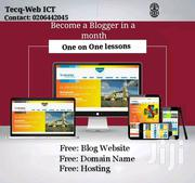 Become A Professional Blogger | Classes & Courses for sale in Central Region, Awutu-Senya