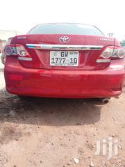 Toyota Corolla 2010 Red | Cars for sale in Greater Accra, Teshie-Nungua Estates