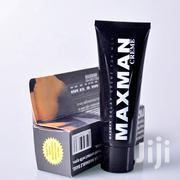 Maxman Penis Enlargement and Delay Ejaculation Cream | Sexual Wellness for sale in Greater Accra, East Legon