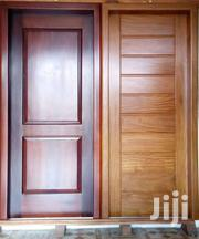 TREATED WOODEN DOORS | Doors for sale in Greater Accra, Lartebiokorshie