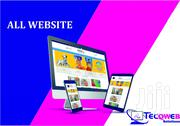 E-commerce And Responsive Website | Computer & IT Services for sale in Central Region, Awutu-Senya