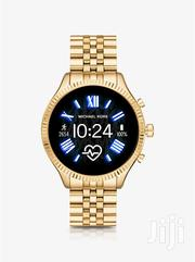 Michael Kors- Lexington 2 Gold-tone Smartwatch | Smart Watches & Trackers for sale in Greater Accra, Ga West Municipal
