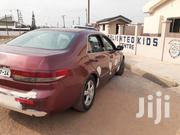 Honda Accord 2005 Automatic Red | Cars for sale in Greater Accra, Nungua East