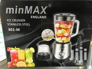 Minmaxx England Glass Blender | Kitchen Appliances for sale in Greater Accra, Achimota