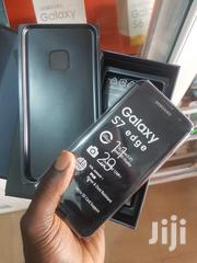 New Samsung Galaxy S7 Edge 64 GB Black | Mobile Phones for sale in Ashanti, Mampong Municipal