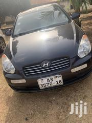 Hyundai Accent 2008 1.3 GLS Automatic Black | Cars for sale in Ashanti, Kumasi Metropolitan
