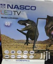 "Nasco 40"" HD Digital Satellite LED TV New 