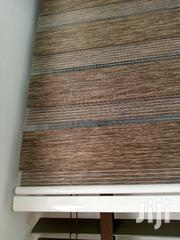 Wooden Brown Zebra Blinds | Home Accessories for sale in Greater Accra, Darkuman