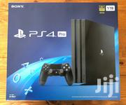 Sony Playstation 4 Pro 1TB With 2 Controller | Video Game Consoles for sale in Greater Accra, Accra Metropolitan