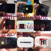 Unlocking And Decoding Of Wifi/ Mifi   TV & DVD Equipment for sale in Greater Accra, Dansoman