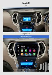 Huyndai Santafe 2015-2020 Android Radio Navigation | Vehicle Parts & Accessories for sale in Greater Accra, South Labadi