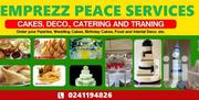 Pk's Catering And Service   Meals & Drinks for sale in Greater Accra, Achimota