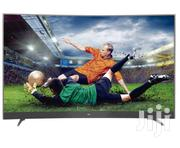 "Slim Curved TCL 49""Smart Satellite FHD Digital Led TV,- 