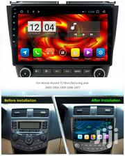 Honda Accord 2003/2007 Dvd Android Radio Sys | Vehicle Parts & Accessories for sale in Greater Accra, Abossey Okai