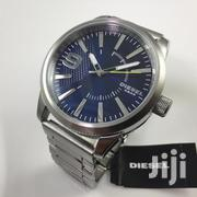 Diesel Silver Watch | Watches for sale in Greater Accra, Abelemkpe