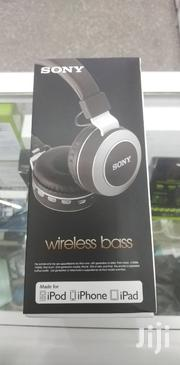 Sony Wireless Headset | Headphones for sale in Greater Accra, Accra new Town