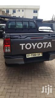Toyota Hilux 2017 Black | Cars for sale in Greater Accra, Achimota