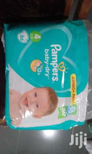 Pampers Baby Dry Stage4 Jumbo+ Pack | Children's Clothing for sale in Greater Accra, Achimota