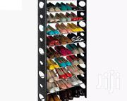 Shoe Rack 8 Steps | Furniture for sale in Greater Accra, Kwashieman
