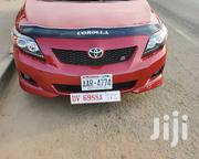 Toyota Corolla 2009 1.8 Exclusive Automatic Red | Cars for sale in Greater Accra, Achimota