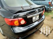 Toyota Corolla 2010 Black | Cars for sale in Greater Accra, Dansoman