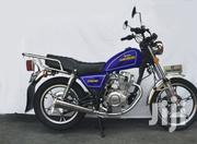 New Jincheng JC 125 T-10 2012 Blue   Motorcycles & Scooters for sale in Greater Accra, Kokomlemle